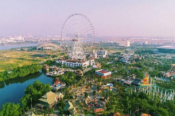 asia park top 6 địa điểm du lịch đà nẵng đẹp