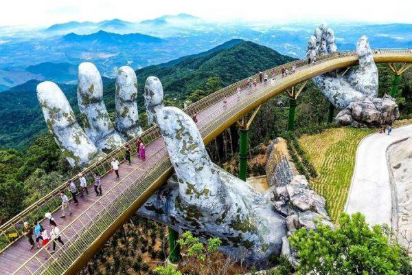 Bà Nà Hill top 6 địa điểm du lịch đà nẵng đẹp