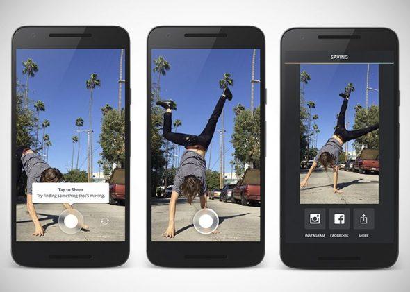 boomerang top 6 ứng dụng phần mềm chụp ảnh đẹp