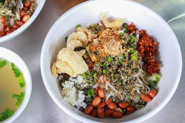 bún hến cơm hến top 10 món ăn đặc sản Huế