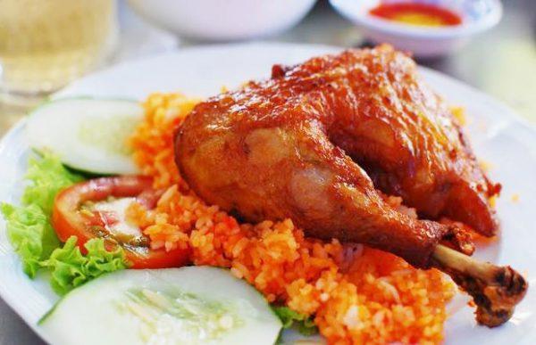 cơm gà xối mỡ top 8 món ngon đặc sản sài gòn