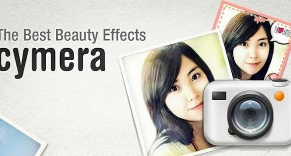 cymera top 6 ứng dụng phần mềm chụp ảnh đẹp