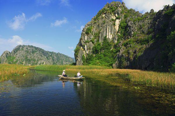 đầm vân long top 10 địa điểm du lịch ninh bình đẹp