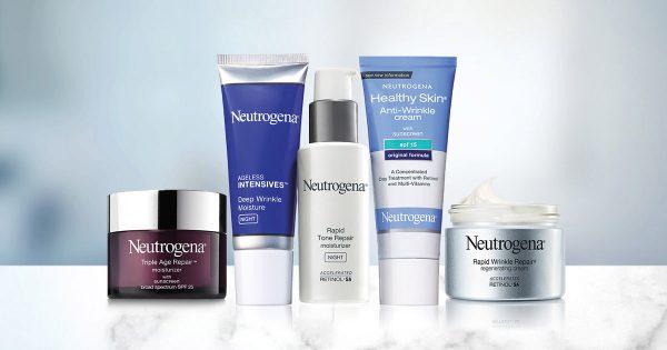 neutrogena top 5 hãng dược mỹ phẩm uy tín tốt nhất
