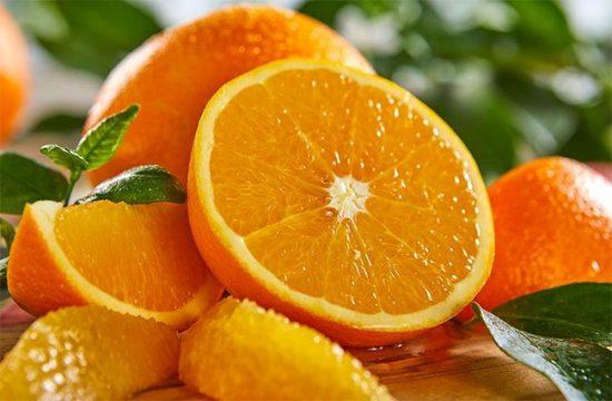 quả cam top 10 loại trái cây tốt nhất cho da đẹp dáng xinh
