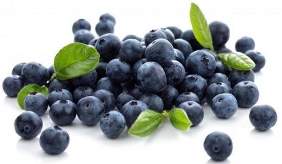 quả việt quất top 10 loại trái cây tốt nhất cho da đẹp dáng xinh