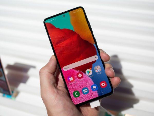 samsung galaxy a51 top 10 smartphone tốt nhất đáng mua nhất