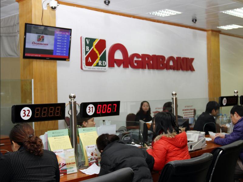 agribank nằm trong top 3 ngân hàng lớn nhất việt nam