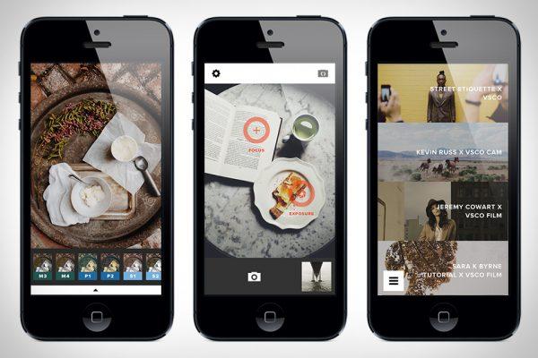 vscocam top 6 ứng dụng phần mềm chụp ảnh đẹp